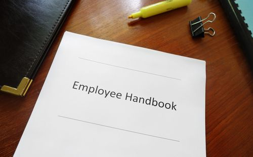 Employee Handbooks & Work Rules - Workplace Harmony & Privacy