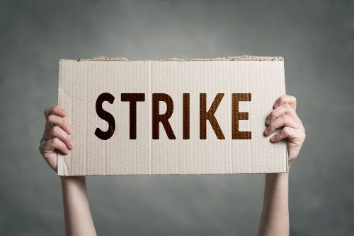 Employees Go on Strike in South Carolina